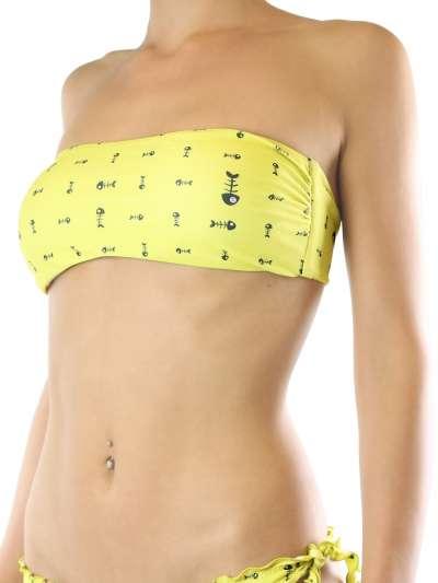 MYKONOS GIALLO _ fascia bikini